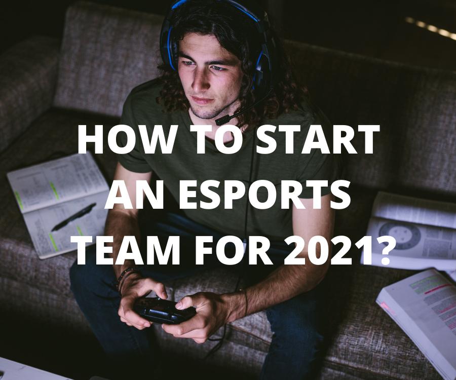 start-esports-team