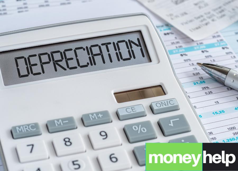 vehicle depreciation calculation